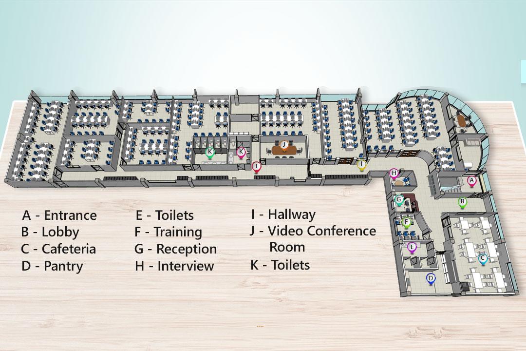 Office Floor Plan My Office In Philippines