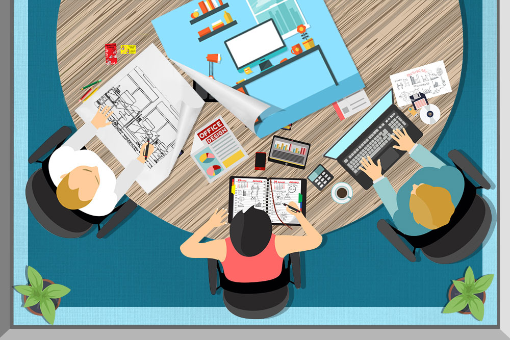 choosing the right office layout