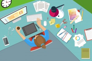 elements of a productive workspace