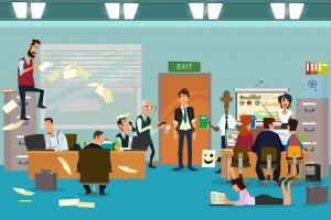 the flaws of open offices