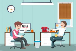 the pros and cons of a fun workplace