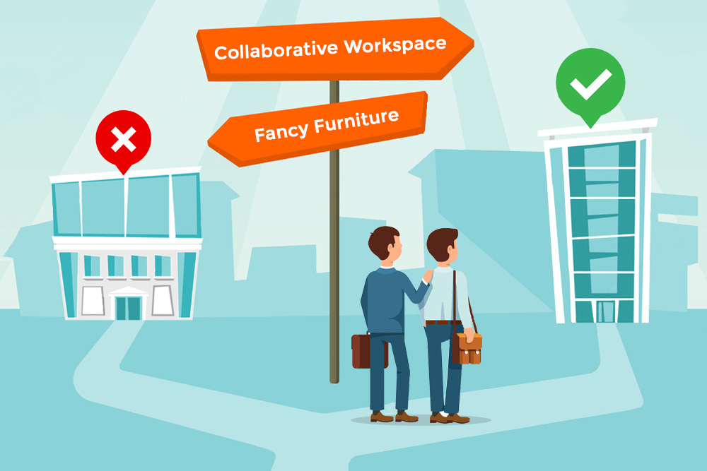 Startup Tips In Office Space For Frugal Entrepreneurs