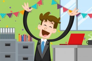 How to Keep Thinking Positively in the Office