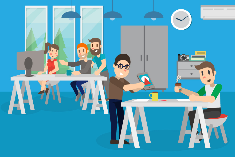 Out Of The Box Ways To Free Up More Office Space