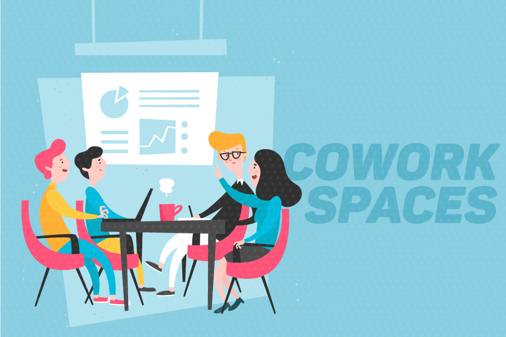 Grow your Business in a Coworking Space