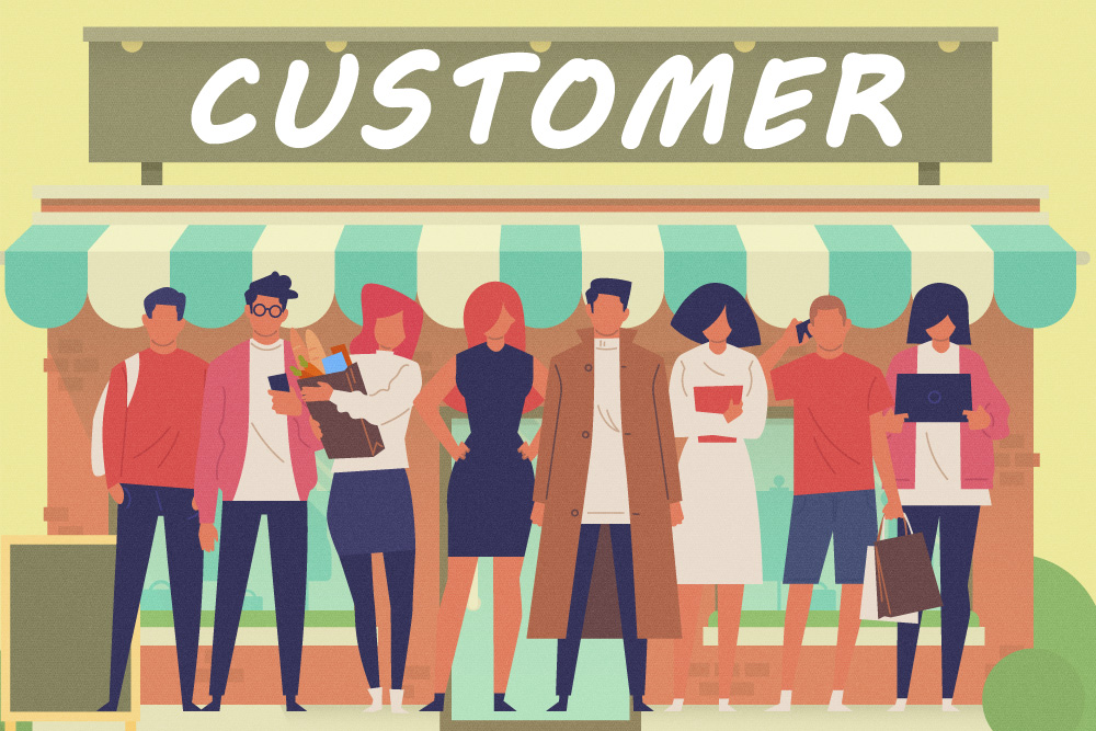 Types of Customers 01